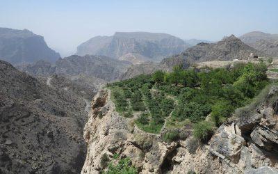 Sultanat d'Oman, la route des oasis de montagne