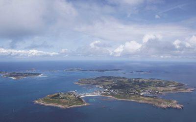 Cap vers les Iles Scilly Cornouailles