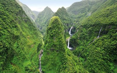 Ile de la Réunion, jardin d'Eden