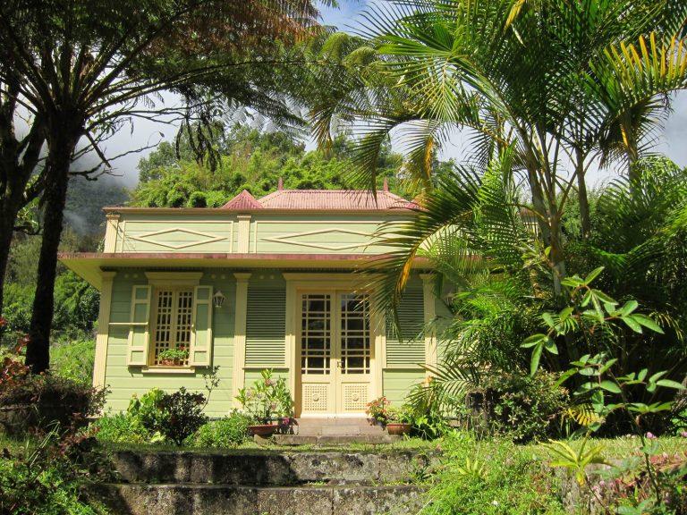 Maison Creole Reunion