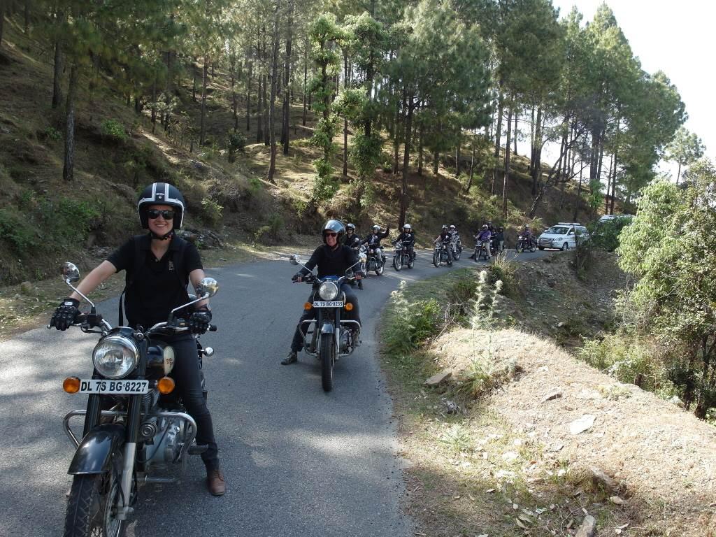 Inde Vintage Rides