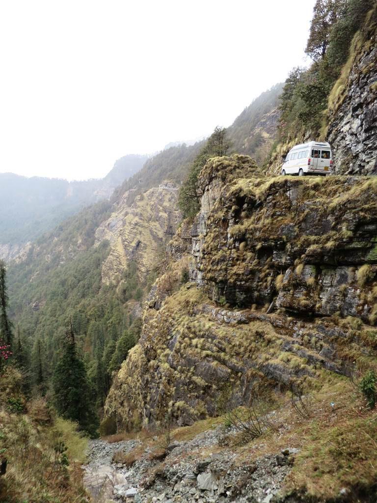Himalaya Col de Chopta