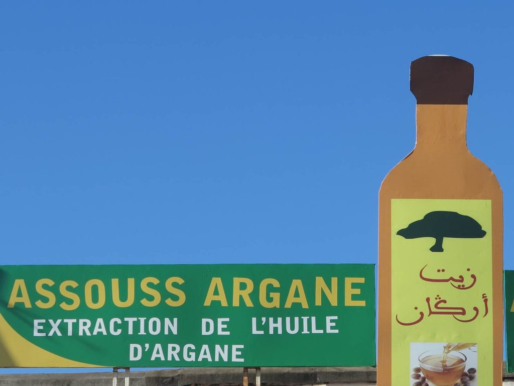 Assous Argane Maroc