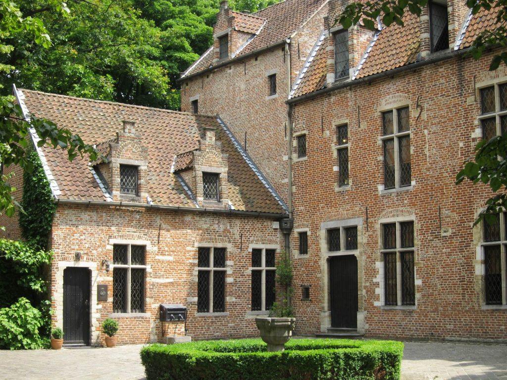 Maison d'Erasme à Anderlecht