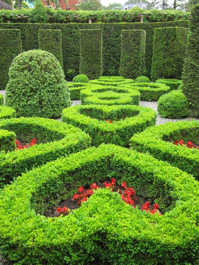 Bruxelles Jardin Van Buuren