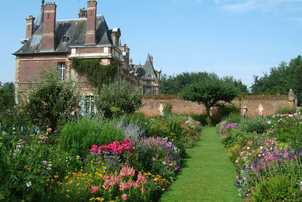 Jardin de Miromesnil (c) Vudoiseau