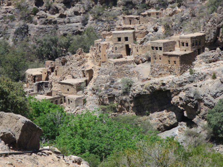 Oman Djebel Akhdar