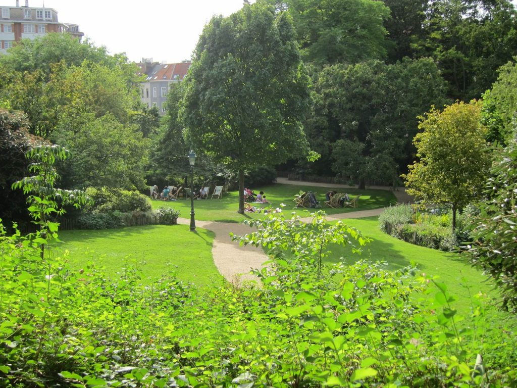 Bruxelles Parc Ten Bosch