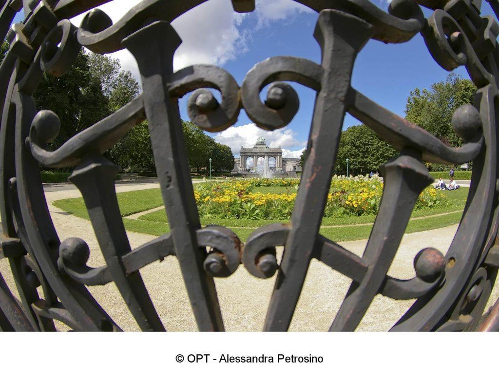 Parc du Cinquantenaire (c) OPT Alessandra Petrosino