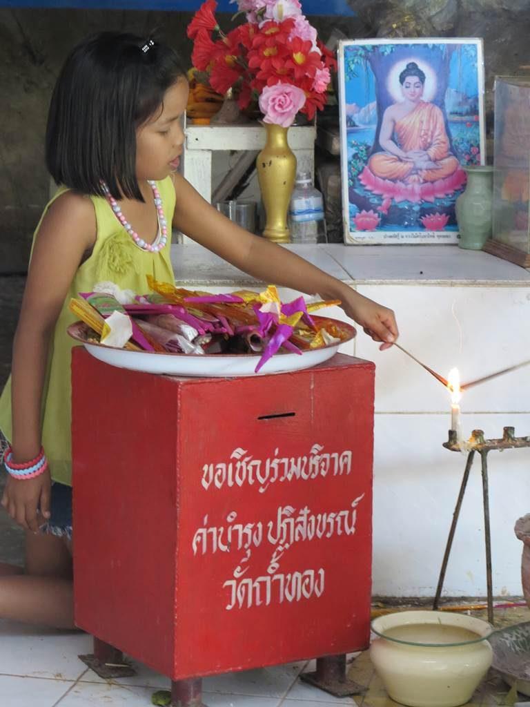 Thailande Wat Tham Tong