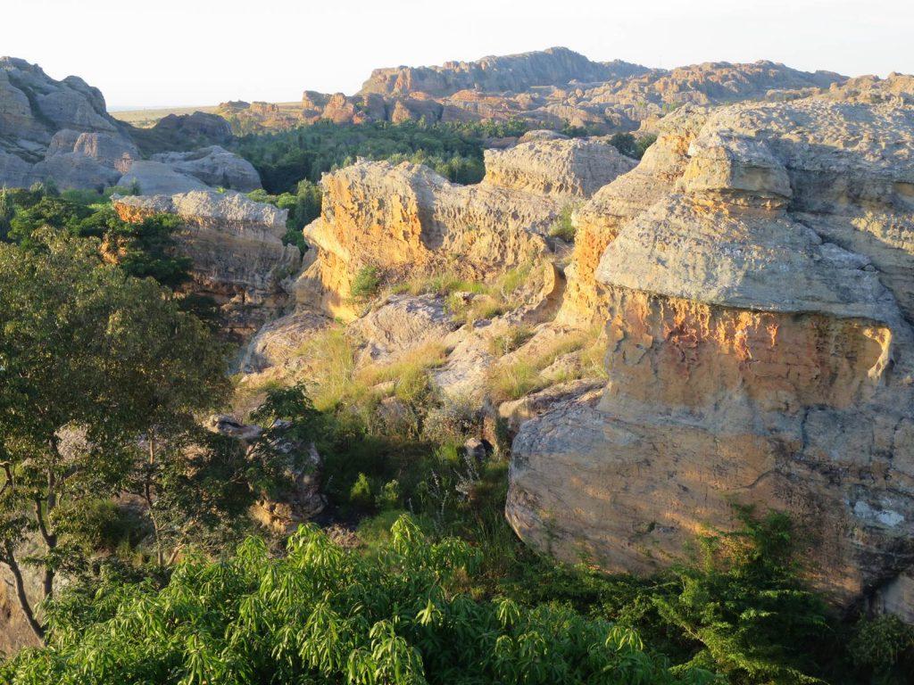 Madagascar Route Nationale 7 Isalo