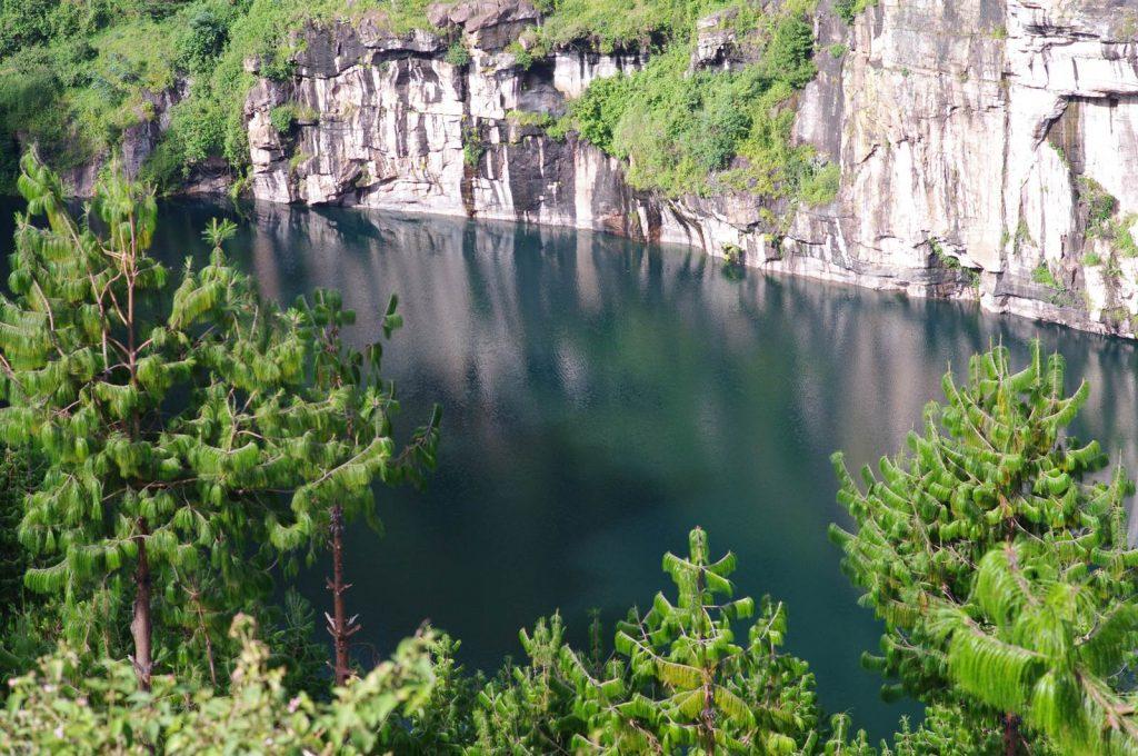 Madagascar lac Tritriva