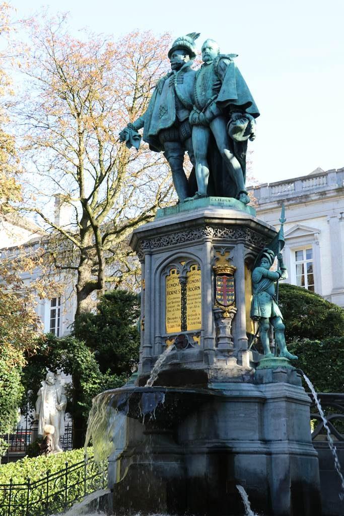 Bruxelles Square du Petit Sablon