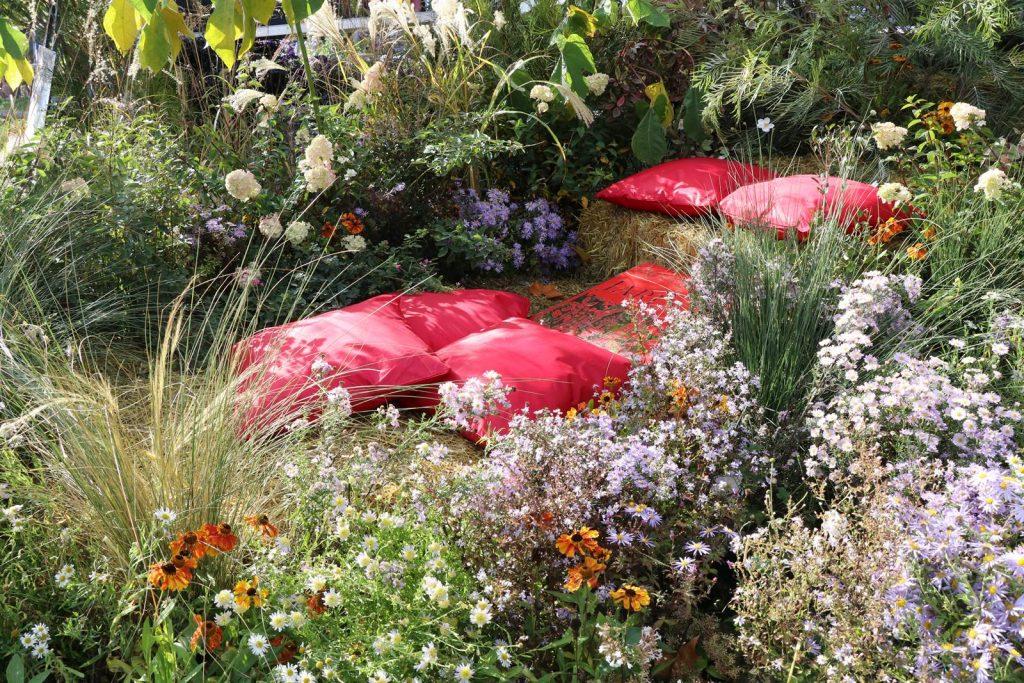 journ es des plantes de chantilly la terre est un jardin. Black Bedroom Furniture Sets. Home Design Ideas