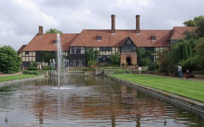 RHS Wisley Gardens, le must du jardin anglais