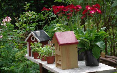 Un beau jardin sans effort