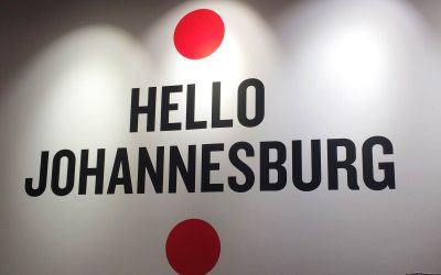 Afrique du Sud, Welcome to Johannesburg