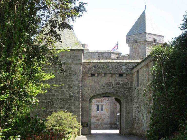 Abbaye de Tresco