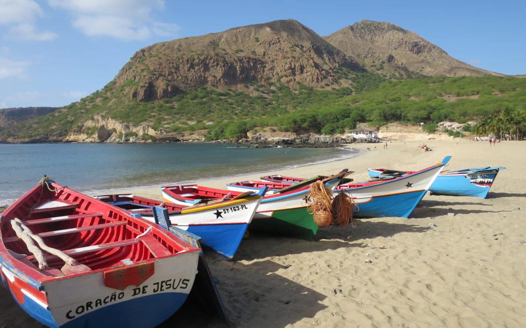 Cap-Vert, Santiago, Fogo, Santo Antao et Sao Vicente