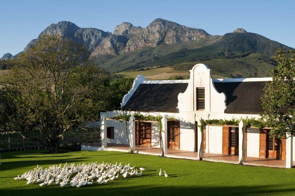 Babylonstoren Afrique du Sud