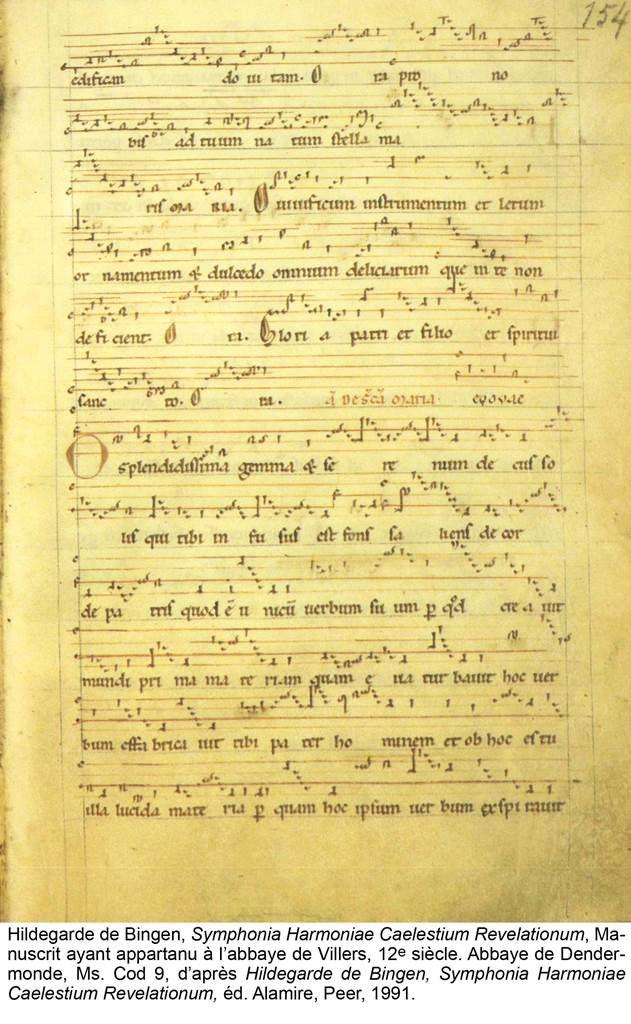 Symphonia Hildegarde de Bingen