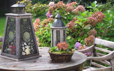 Le jardin feng shui d'Annick De Jonghe