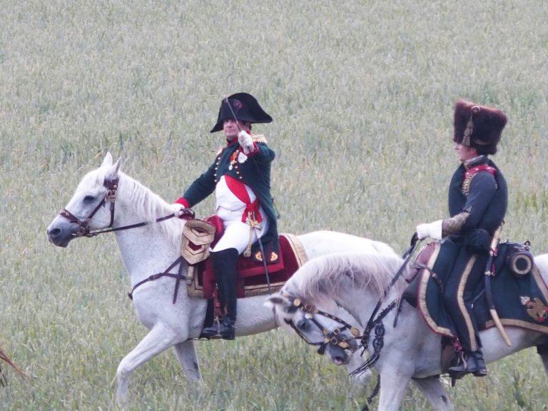 Bataille de Waterloo 1815 Napoleon