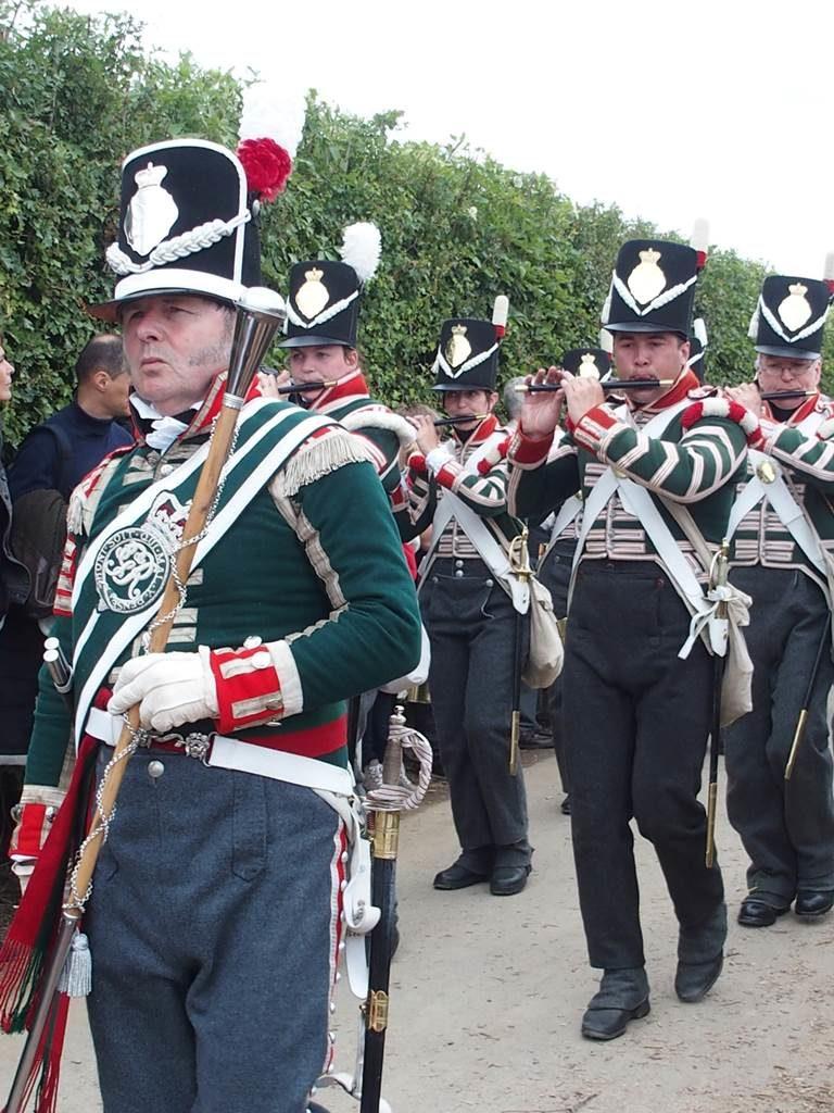 Bataille de Waterloo 1815
