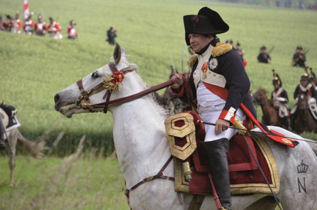 Bataille de Waterloo (c) C. Crevecoeur