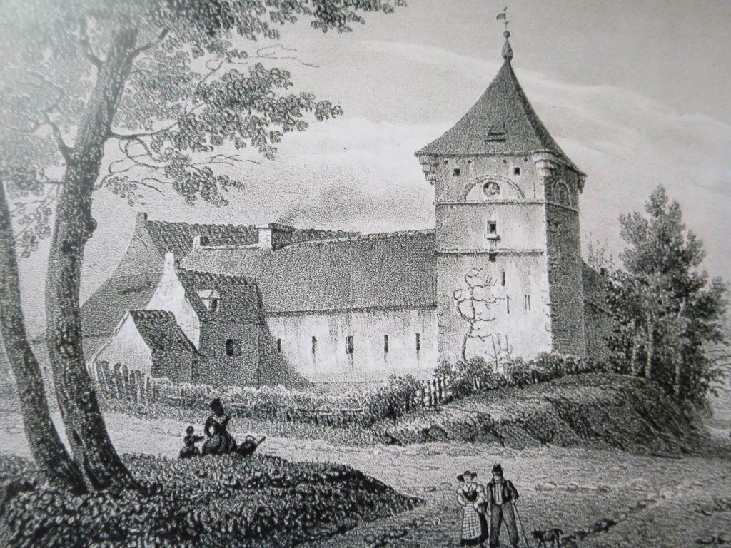 Chateau de Fichermont (c) War Heritage Institute Musée Royal de l'Armée à Bruxelles