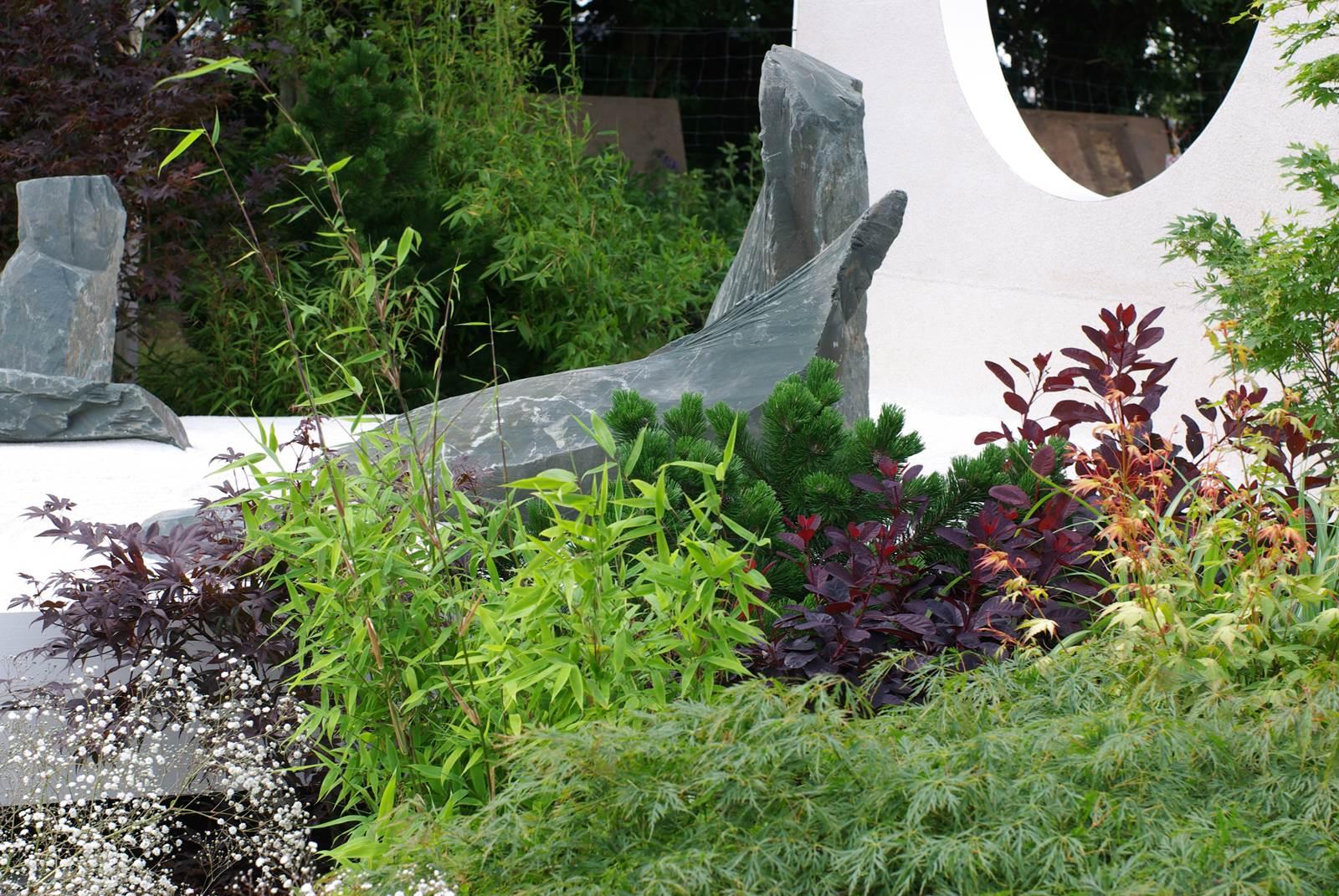 Jardin feng shui, la bonne énergie - La terre est un jardin