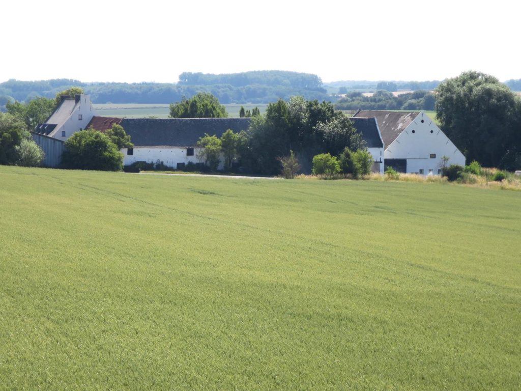 Ferme de la Haye Sainte Waterloo