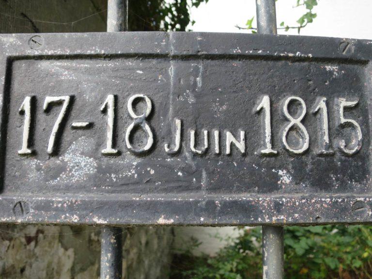 Ferme du Caillou 1815