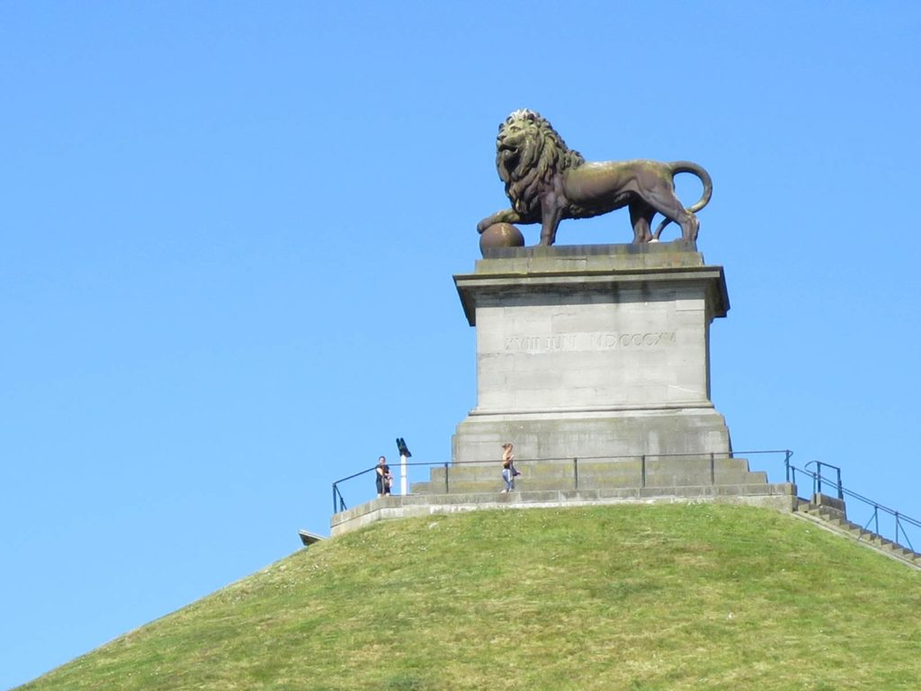 Lion de Waterloo