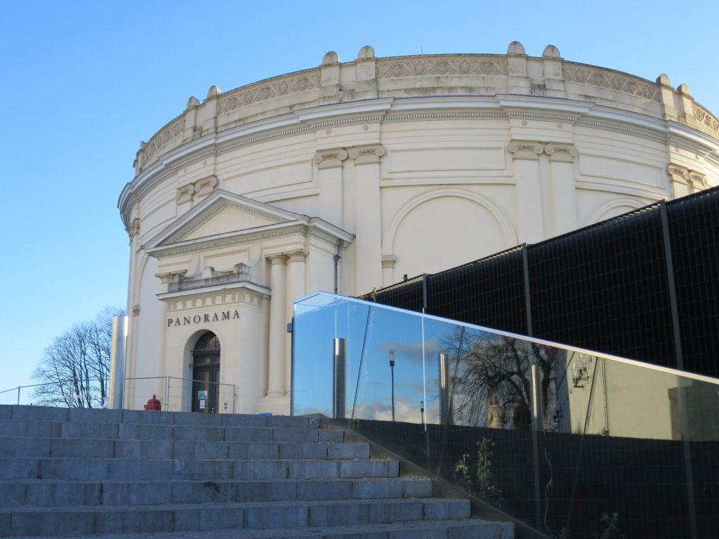Memorial 1815 et Panorama