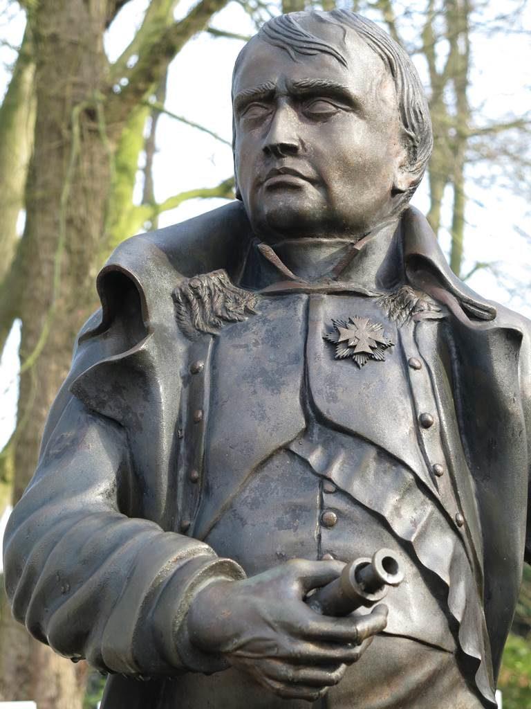 Napoleon à la Ferme du Caillou