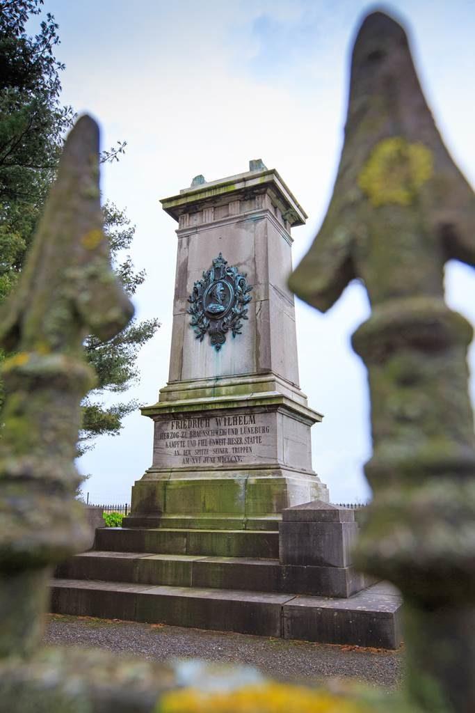 Quatre Bras Monument Brunswick