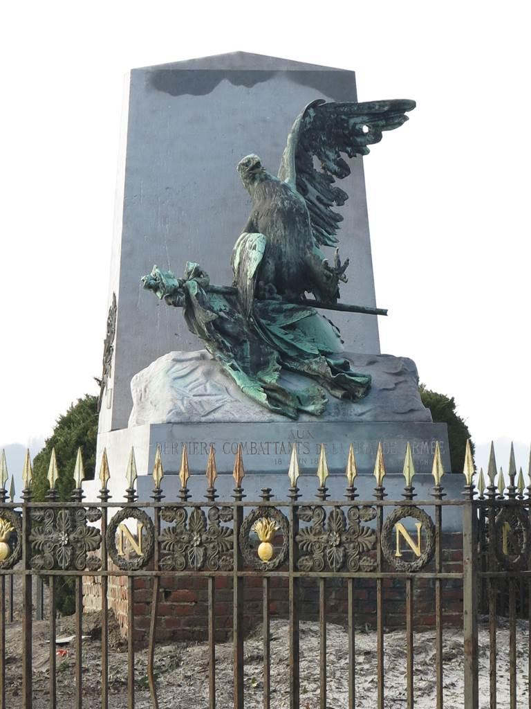 Waterloo 1815 Aigle Blessé