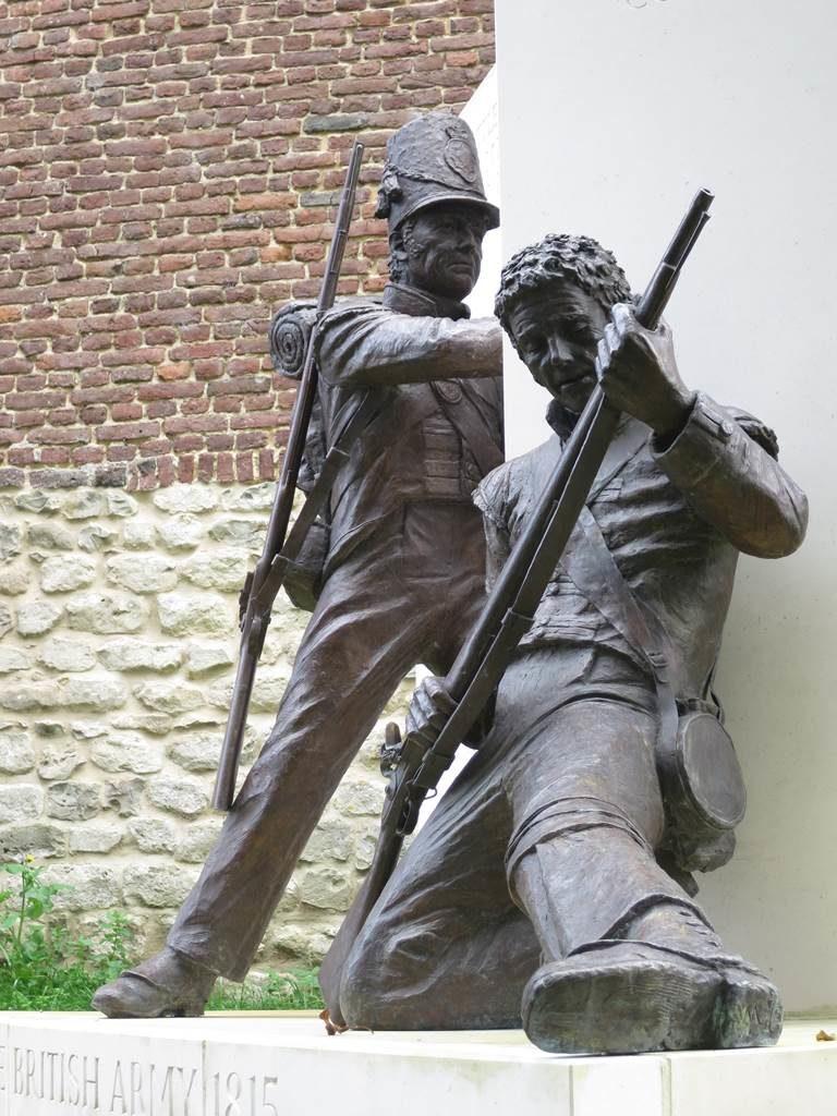 Waterloo 1815 Ferme d'Hougoumont