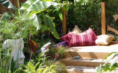 Place à l'Astro jardin