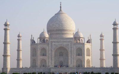 Agra, Taj Mahal et Fatehpur Sikri