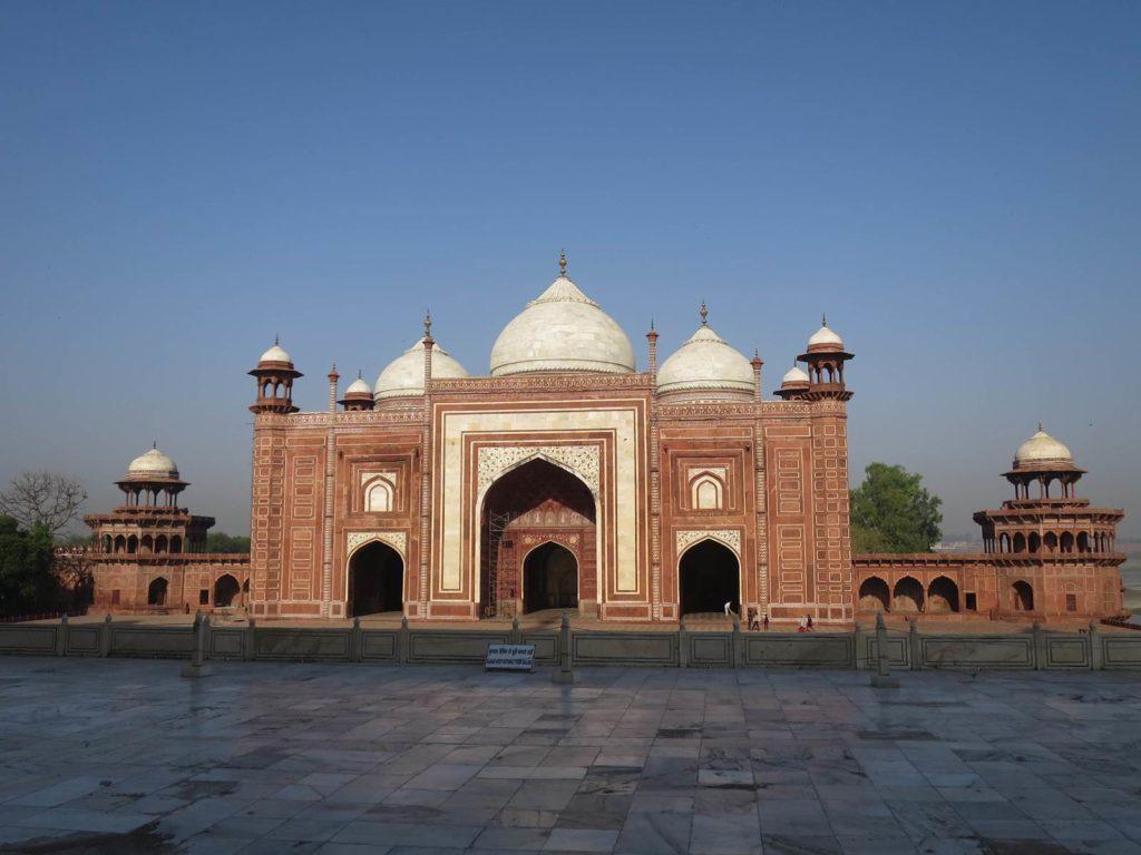 Agra Taj Mahal Mosquée