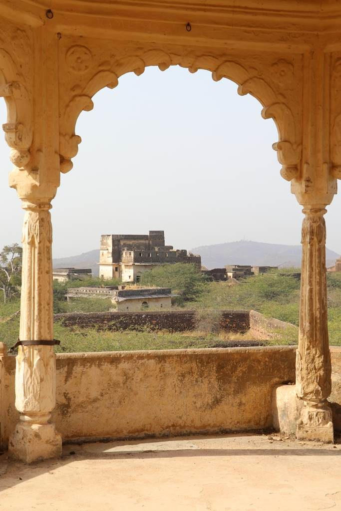 Bundi Fort de Taragarh