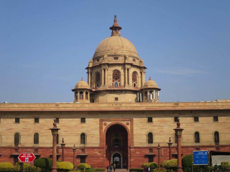 Delhi Palais du Président