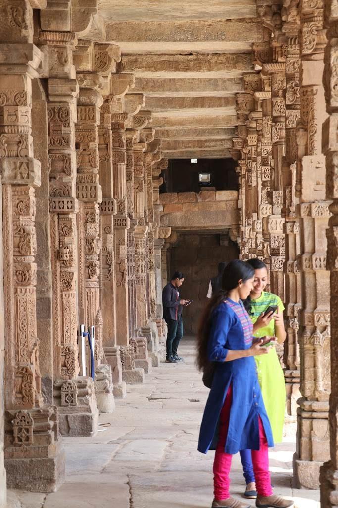 Delhi Qutub Minar