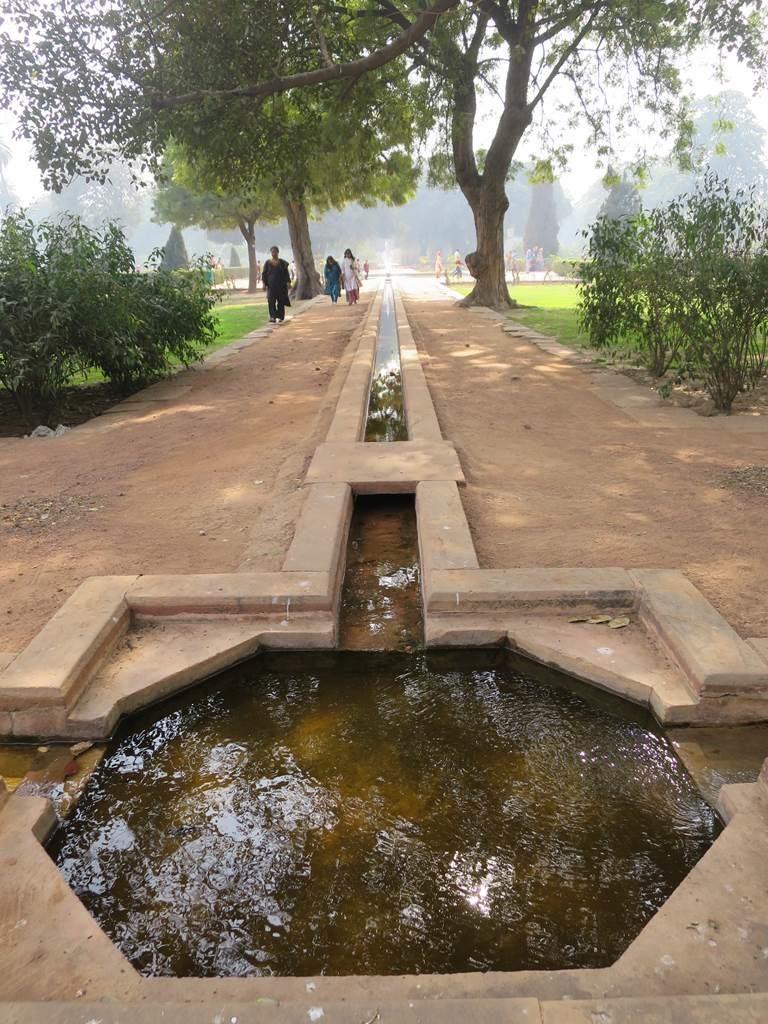 Delhi jardins