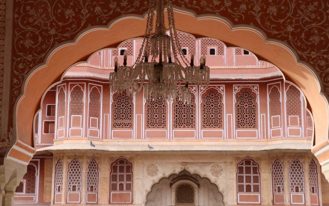 Jaipur, la ville rose du Rajasthan