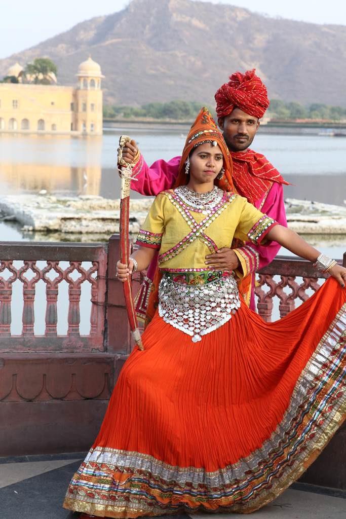 Jaipur Jal Mahal