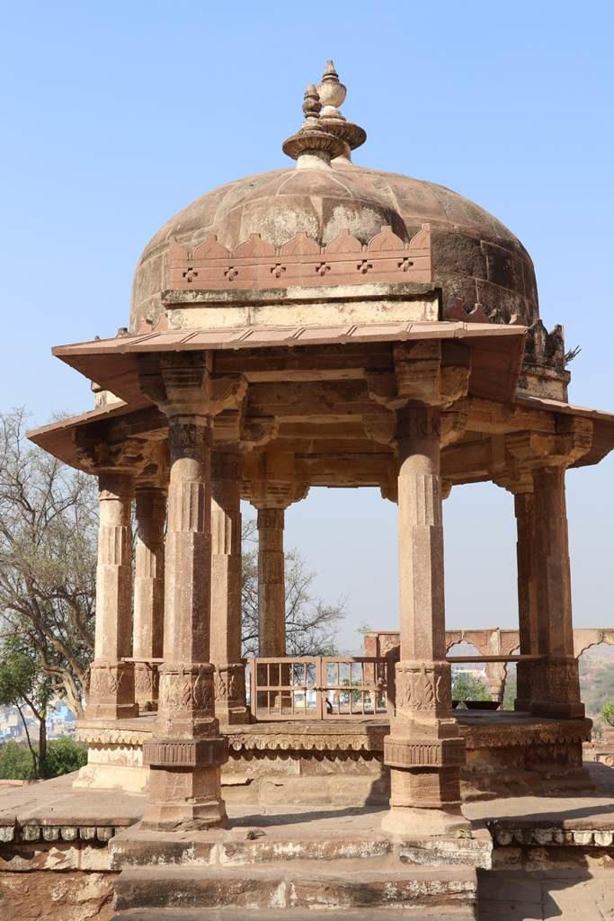 Jodhpur Forteresse de Mehrangarh