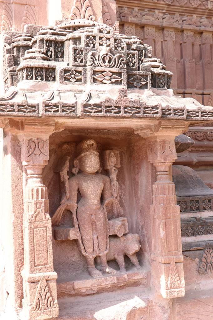 Jodhpur Jardin de Mandore